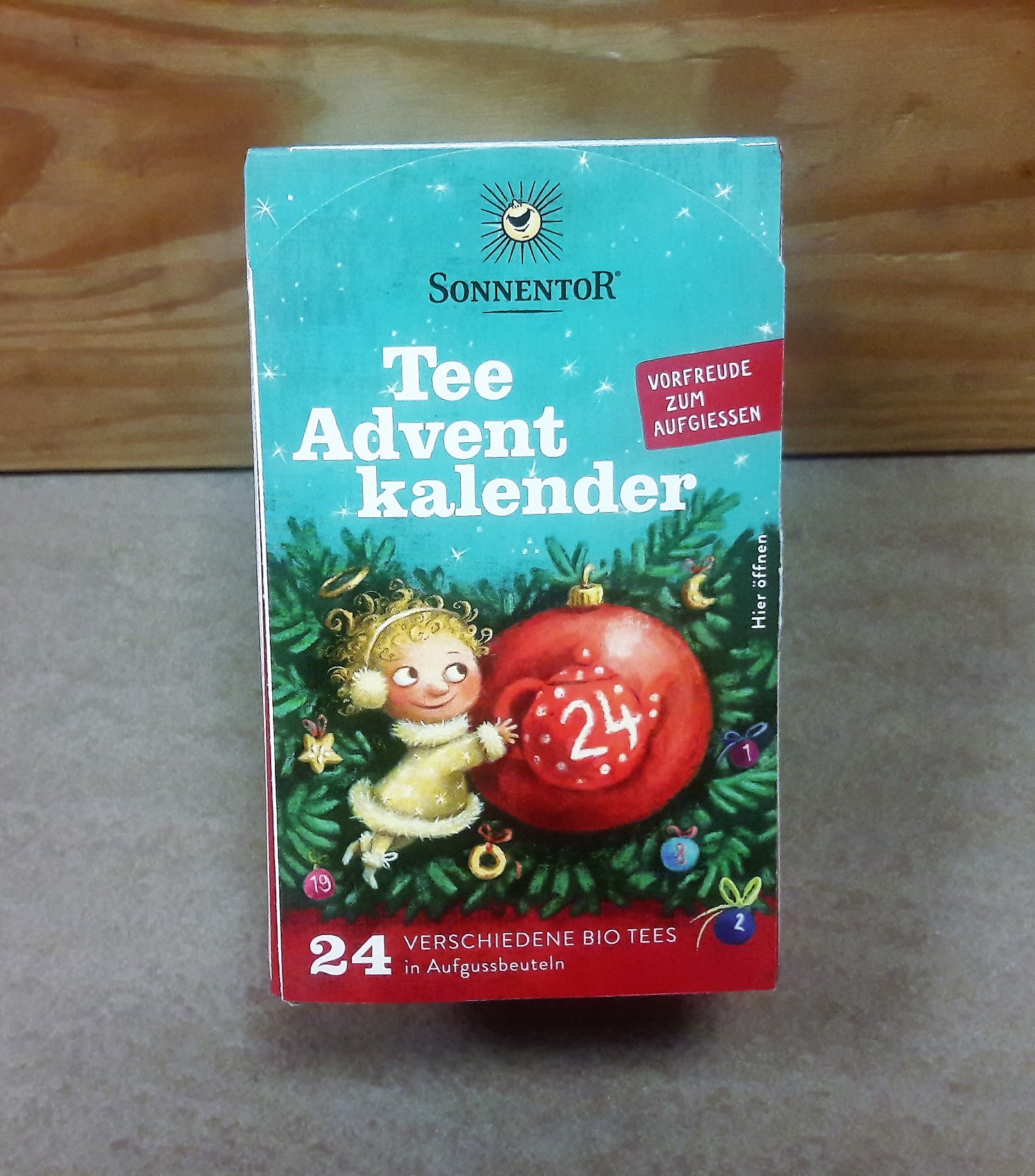 sonnentor adventkalender